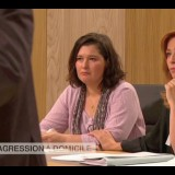 Tribunal – Audience – Agression à domicile