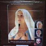 Affiche Immaculée Catherine ZAVLAV